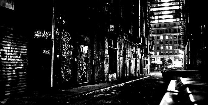 Num fim de noite num fim de mundo por aí - Gilberto Sakurai, O Maldito Escritor.jpg
